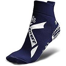 Akkua–Child Pool Socks, colore: blu, taglia EU 30–34