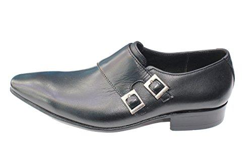 Wear & Walk UK , Mocassins pour homme Noir