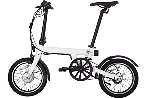 "Pedelec ""Q1"", 16 Zoll, Klappfahrrad, eBike – MADE IN GERMANY"
