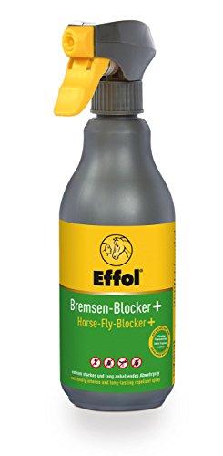 Effol Bremsen Blocker, 500 ml gegen Fliegen, Bremsen. Mücken Sprühflasche