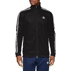 Adidas Beckenbauer Sweatshirt Impermeable Para Hombre Talla L
