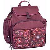 Babymoov Glober Bag - Bolso cambiador, color rojo - A043559