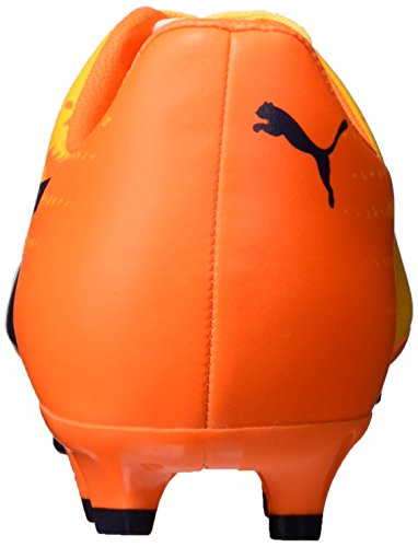 Puma Herren Evospeed 17.4 Fg Fußballschuhe Gelb (pesce Pagliaccio Arancione Ultra-giallo-peacoat 04)