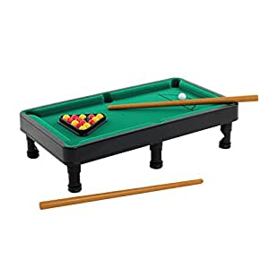 Desktop Distractions PP Mini Pool Amazoncouk Toys Games - Travel pool table