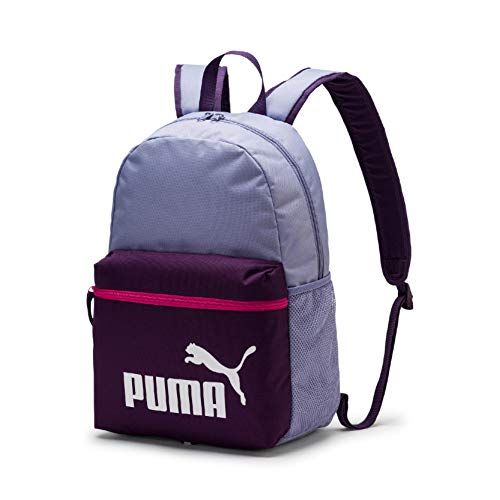 Puma Phase Backpack Rucksack, Sweet Lavender-Indigo, OSFA