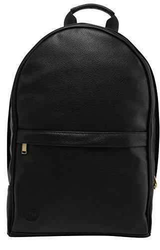 Mi-Pac Maxwell Backpack Bolso Bandolera, 46 cm, 17 Litros, Tumbled Black