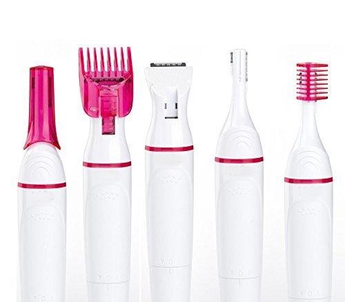 MaxelNova® Maxelnova Sweet Sensitive Touch Electric Trimmer For Women
