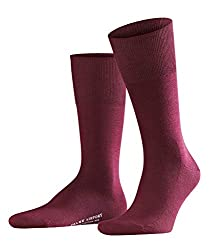 FALKE Herren Airport M SO Socken, Barolo, 45-46 (UK 10-11 Ι US 11-12)