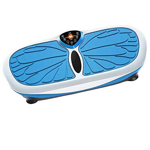 41R938SiMVL. SS500  - DaQingYuntur One-button shortcut control trainer Vibration Machine,Vibration Plate Crazy Body Shaker Massage Fitness Yoga Exercise Slimming Belly