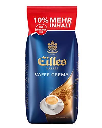 EILLES Caffè Crema, 1100 g Bohne - 10% mehr Inhalt!!