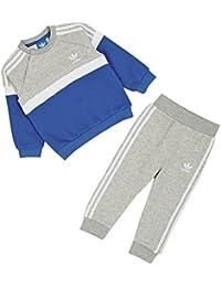 adidas Kinder I Trf Fl Crew Sweatshirt