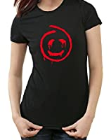 The Mentalist Fanshirt GIRLIE DAMEN T-Shirt, RED JOHN