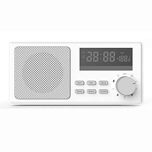 SPFAZJ Shusher and White Noise Machine Clock Alarm Weißes Geräusch Helpe (Machine Clock Noise Alarm)