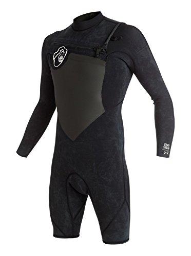 Long Sleeve Springsuit (Quiksilver High Dye 2/2mm - Chest Zip Long Sleeve Springsuit - Männer)
