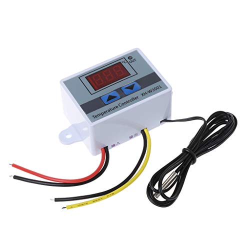 Digitaler LED-Temperaturregler, 12 V, 10 A -