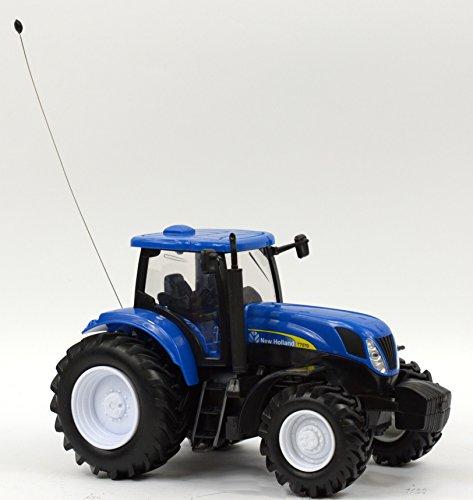 New Holland ferngesteuerter Traktor - 2