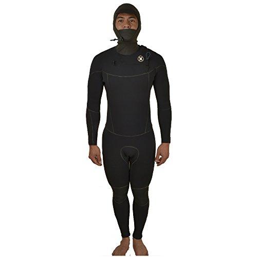 Hurley Herren Neoprenanzug Phantom 4/3 Hooded Full Wetsuit