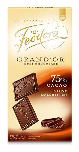 feodora-chocolade-tafel-grandor-75-cacao-milde-edel-bitter-6er-pack-6-x-100-g