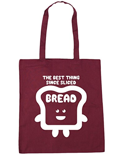hippowarehouse-best-thing-since-sliced-bread-tote-shopping-gym-beach-bag-42cm-x38cm-10-litres