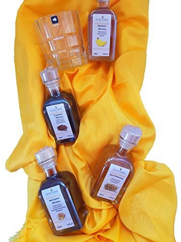 Geschenkkorb Whiskey