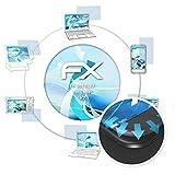 atFolix Schutzfolie passend für Cubot H2 Folie, ultraklare & Flexible FX Bildschirmschutzfolie (3X)