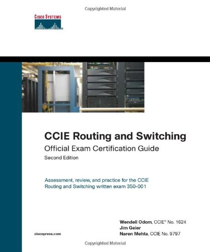 CCIE Routing and Switching Official Exam Certification Guide por Wendell Odom