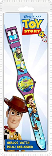 Toy Story- Reloj analogico 4 (WD20330), (Kids Licensing 1)