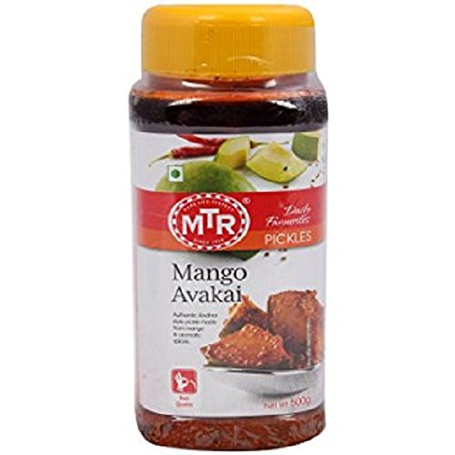 Mtr Mango Avakai Pickle, 500g