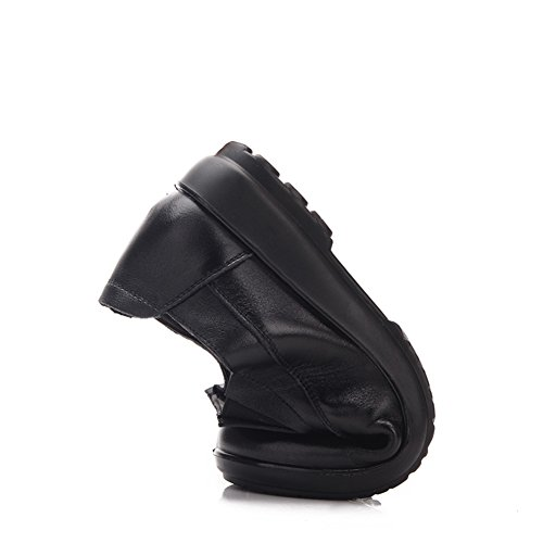 Chaussures de chaussures antidérapantes souple/ appartement avec sabot de bouche profonde A