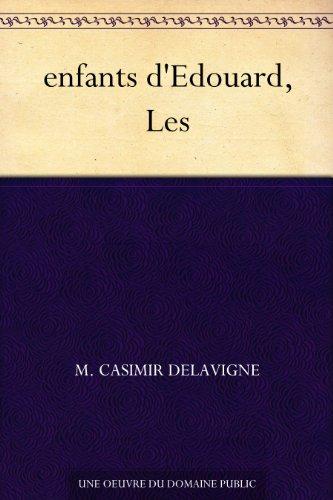 Couverture du livre enfants d'Edouard, Les