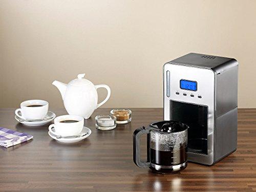 Rosenstein & Söhne Programmierbare Kaffeemaschine KF-316, 1.000 W - 4