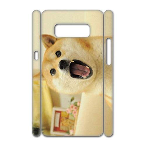 Schlumberger Shop F¨¹r M?dchen Drucken Doge 3 Lustig Verwenden F¨¹r Note 8 Samsung Harte Abs-Schale