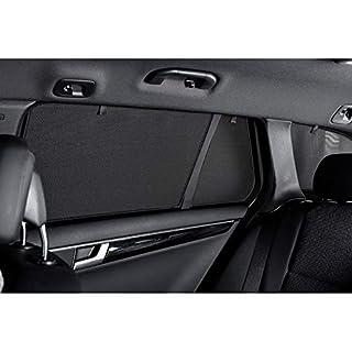 Satz Car Shades kompatibel mit Citroen C8 5 türer 2002-