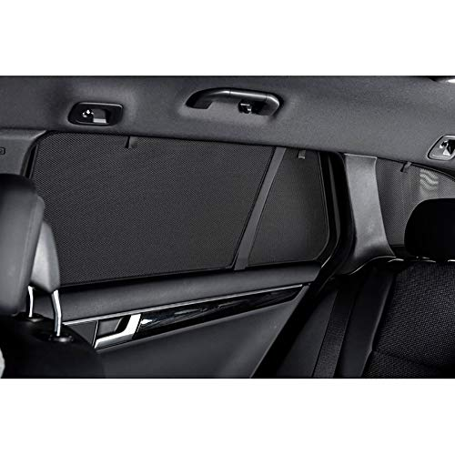 Satz Car Shades kompatibel mit Mercedes ML 5 türer 2012-