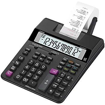Rechenmaschine Casio FR-620TER Tischrechner
