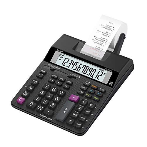 Casio 200rce druckender calcolatrice