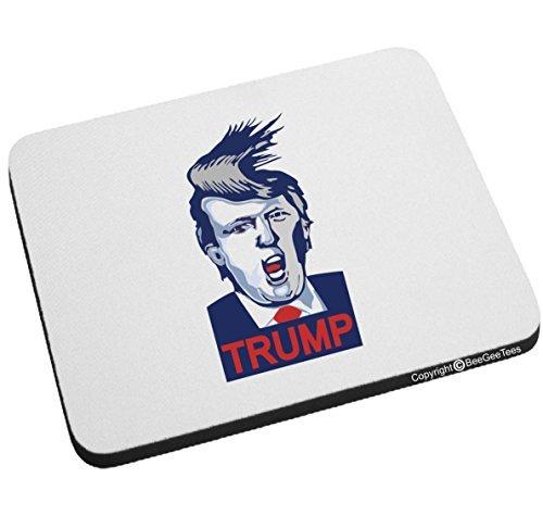Donald Trump Funny Maus Pad von beegeetees