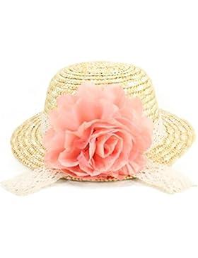 Sombrero de Jipijapa de Paja Verano Primavera Mujer Niñas