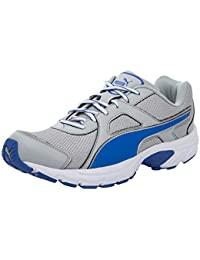 Puma Men Hercules IDP Quarry-Royal Blue Silv