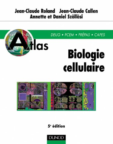 Atlas de biologie cellulaire