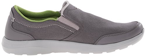 crocs Herren Kinsale Slip-On Loafer Charcoal/Light Grey