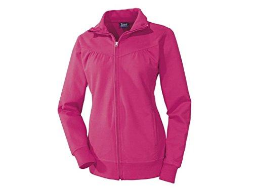 Damen Sweatjacke Trainingsjacke Fitnessjacke Sportjacke Crivit pink L 44/46