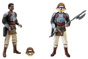 Hasbro 84743 Star Wars Lando Calrissian Jabba's Sail Barge Figure - Return Of The Jedi