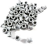 "50 Stück LEGO TECHNIC ""Stopper"" in Neu"