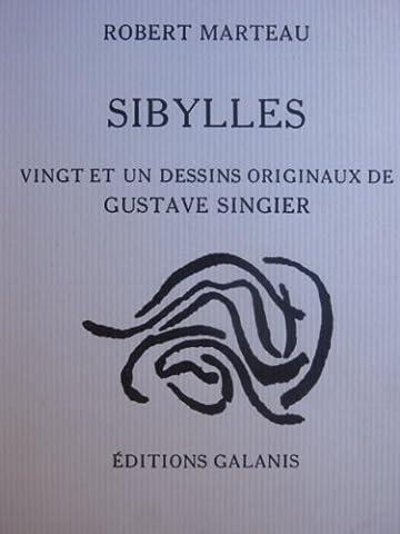 Sibylles : Vingt et un dessins originaux de Gustave