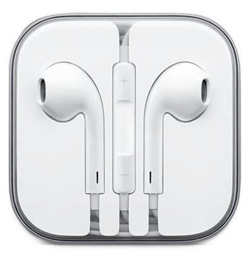 Écouteurs intra-auriculaires casque mains libres + Mic pour Apple iPhone 566S Plus iPad iPod