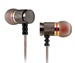 KZ ED2 KZ-ED2 Speical Edition High-End Noise Cancelling Enthusiasts Bass Music Hifi DJ Monitor Studio Sports Metal 3.5mm Stereo Earphones Headphones Earbuds for iPhone 5S 6 Samsung HTC MP3 MP4 DVD Music Player