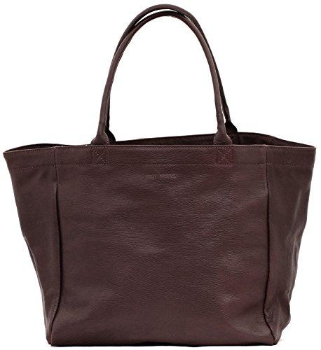 MON PARTENAIRE M Indus cabas en cuir sac à main style vintage PAUL MARIUS