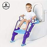 Tower Shop - Siège de Toilette, Réducteur de WC avec échelle, Apprentissage pour...