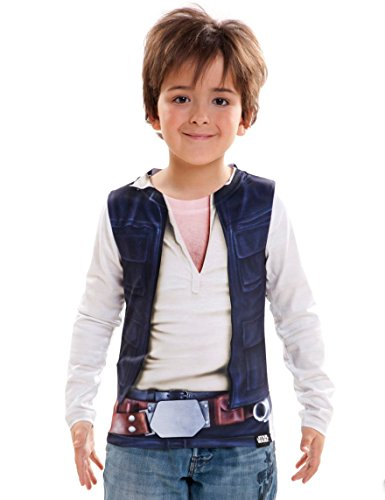 Country Star Kostüm - viving Kostüme viving costumes231057 Han Solo Boy